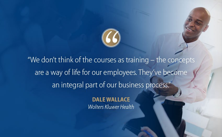 Building a Tradition of Excellence at Wolters Kluwer Health - Part 2