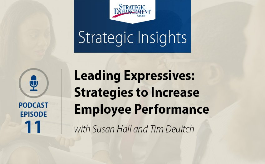 Leading Expressives: Strategies to Increase Employee Performance