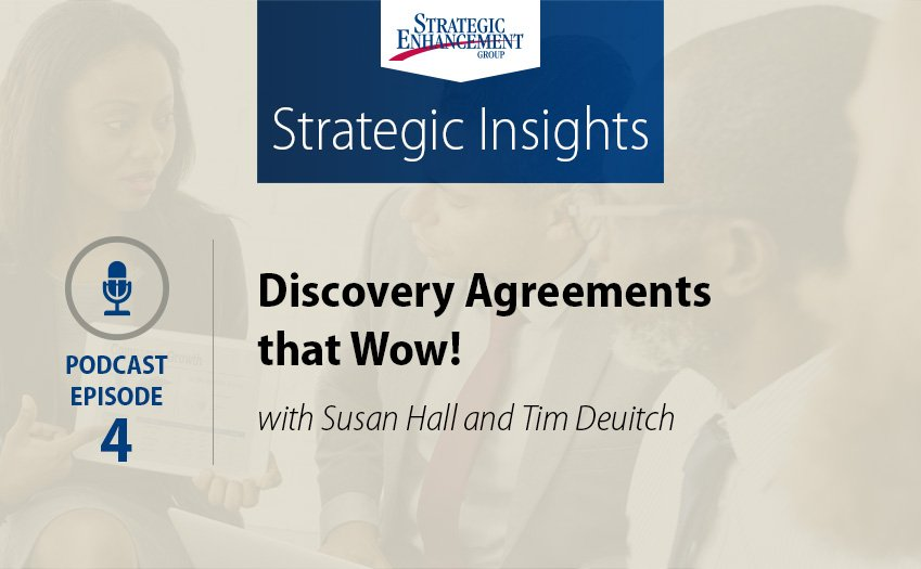 Discovery Agreements that WOW!