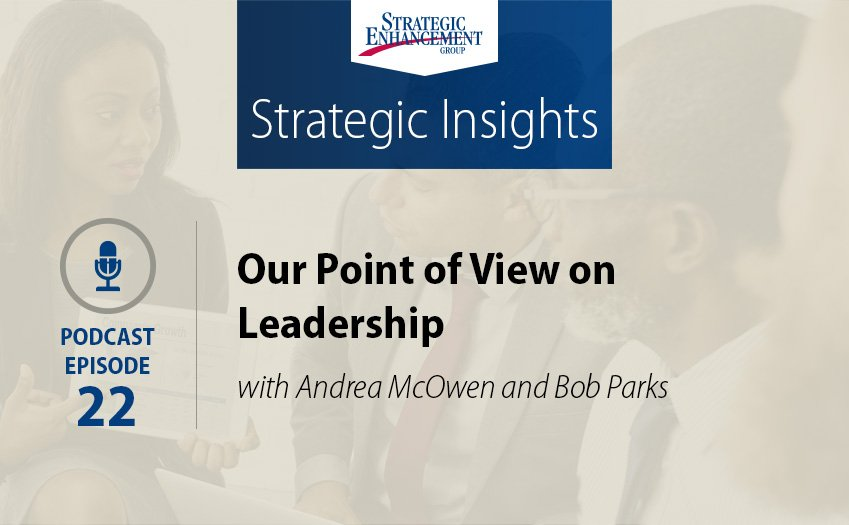 Our Point of View on Leadership
