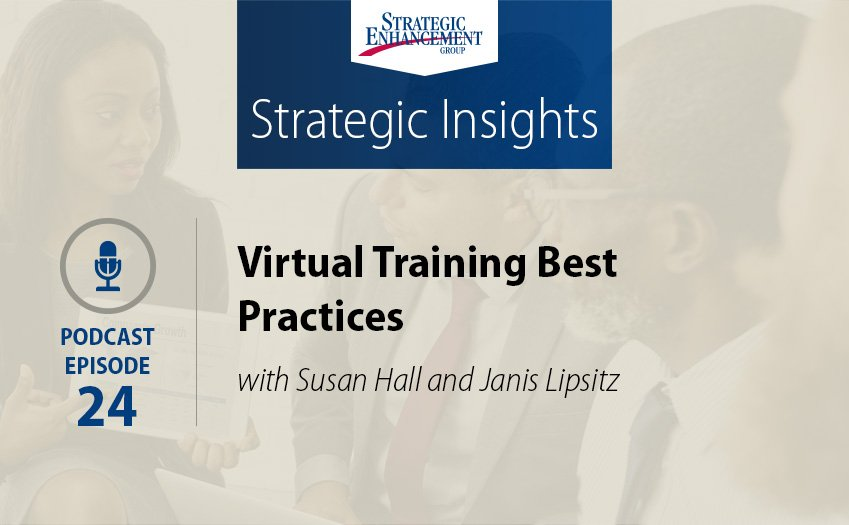 Virtual Training Best Practices