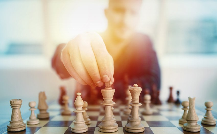 What Will the Future Hold? The Chess Game We Have to Play Right Now