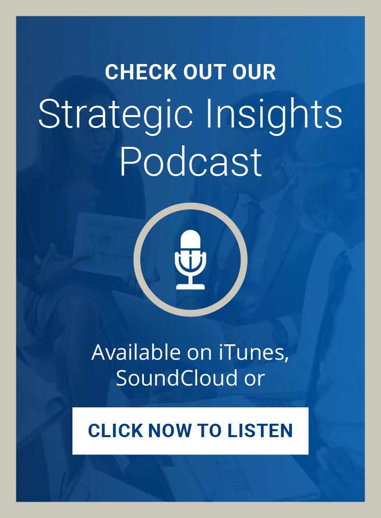 Strategic Insights Podcast